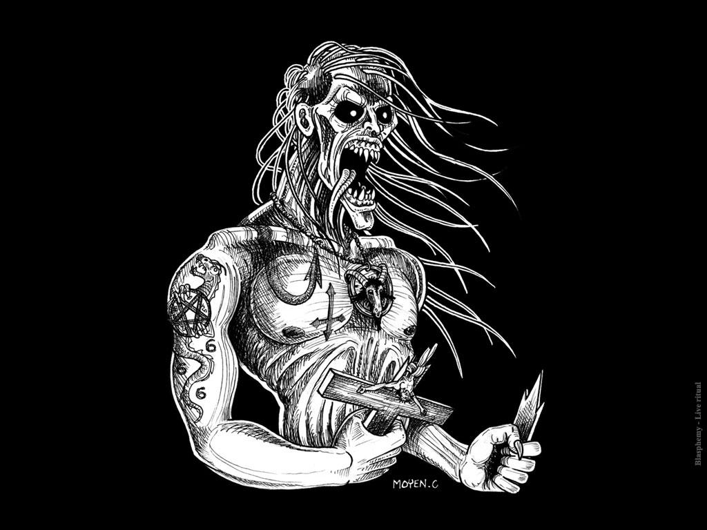 Death Yell* Deathyell - Morbid Rites