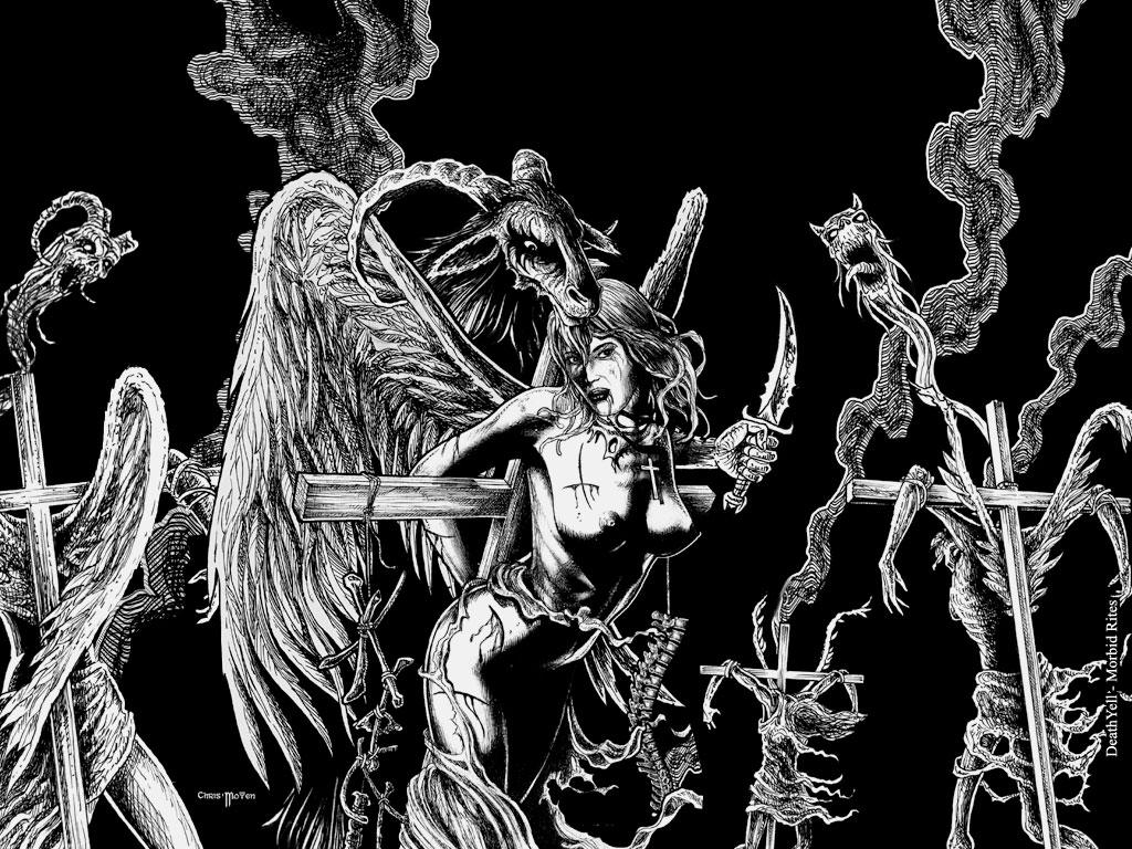 Death Yell - Morbid Rites